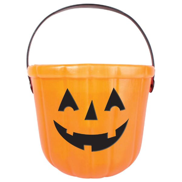 Hallo-ween Friends Candy Bucket